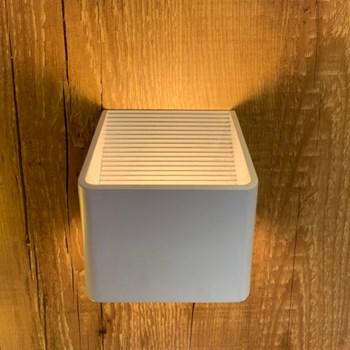 Arandela Led 2 Fachos 6W Branca Luz Branco Quente (3000K) Bd0601