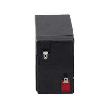 Bateria Estacionária 6V 4,5ah Unipower Selada Alarme UP645SEG