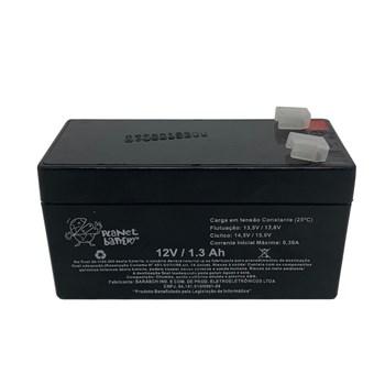 Bateria Selada 12V 1,3A Recarregável Planet Battery