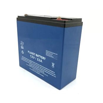 Bateria Selada 12V 22A Recarregável Planet Battery