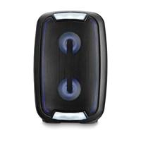 Caixa de Som Bluetooh Mini Torre Party TWS Bluetooth 200W RMS Preto Multilaser SP336