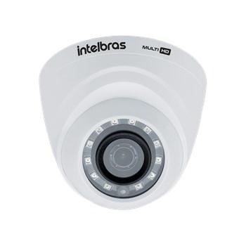 Câmera de Segurança Intelbras VHD 1010 D G5 HD 720p Lente 3,6mm Multi HD Infravermelho 10m