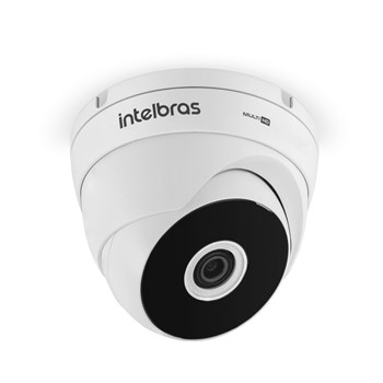 Câmera de Segurança Intelbras VHD 3120 D G5 HD 720p Lente 3,6mm Multi HD Infravermelho 20m