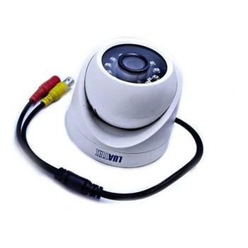 Câmera Dome HD 720p Visão Noturna 20m Luatek LCE 210-12
