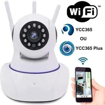 Câmera IP Wi-FI HD 720p Auto Tracking com Áudio Inova 5702