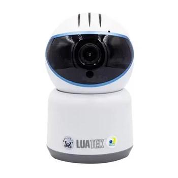 Câmera IP Wi-Fi HD 720p Visão Noturna Robô Luatek LKW 1010