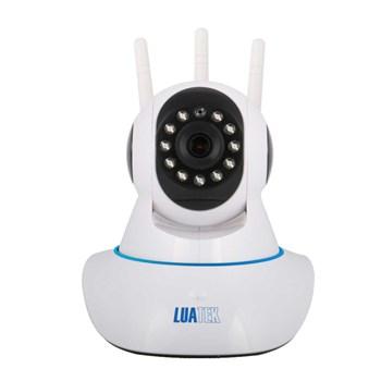 Câmera IP Wi-Fi Infravermelho Motorizada 360° Full HD 1080p com Áudio Luatek LKW-1320