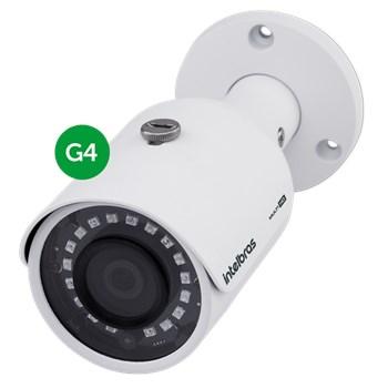 Câmera Segurança Intelbras VHD 3230 B G4 Full HD IR 30m