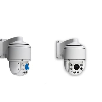 Câmera Speed Dome Ahd Full Hd 1080P 2Mp Lente Varifocal 4,7Mm-94Mm Zoom 20X Luatek Lcs 4520