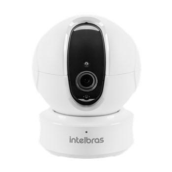 Câmera Wi-Fi Intelbras Mibo Ic4 Hd 720P Pan-Tilt 360° Áudio Infravermelho 10m