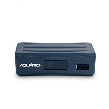 Conversor TV Digital Full HD DTV-4000S Aquario Gravador
