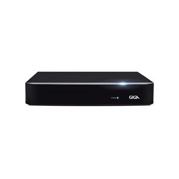 DVR 4 Canais Full HD 1080p Giga Security Serie Orion GS0180 Detecção de Pessoas