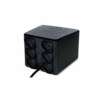 Estabilizador Eletrônico Ts Shara Powerest 1000 Bivolt 6 Tomadas 9007