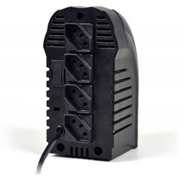 Estabilizador Eletrônico Ts Shara Powerest 500 Bivolt 4 Tomadas 9003
