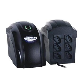 Estabilizador TS Shara Powerest 500 Mono 115V 6 Tomadas