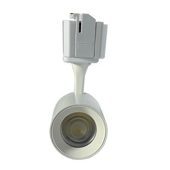 Kit 5 Spot LED para Trilho 7W Branco Frio Bivolt Branco Initial