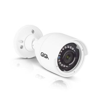 Kit CFTV Giga Security 4 Câmeras HD 720p Infravermelho 30m DVR 4 Canais LITE 1080n HD 1TB de Armazenamento + Acessórios