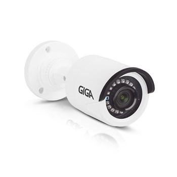 Kit CFTV Giga Security 6 Câmeras HD 720p Infravermelho 20m DVR 8 Canais LITE 1080n HD 1TB de Armazenamento + Acessórios
