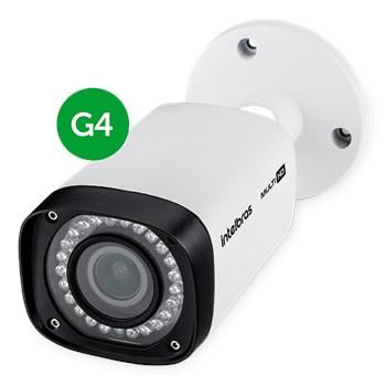 Kit CFTV Intelbras 6 Câmeras FULL HD 1080P VHD 3240 VF Infravermelho 40 metros DVR MHDX 3108 HD 1TB de Armazenamento + Acessórios