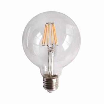 Lâmpada de Led Filamento G95 Bulbo 4W Aaatop