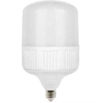 Lâmpada LED Alta Potência 28W Bulbo E27 Bivol Branco Frio