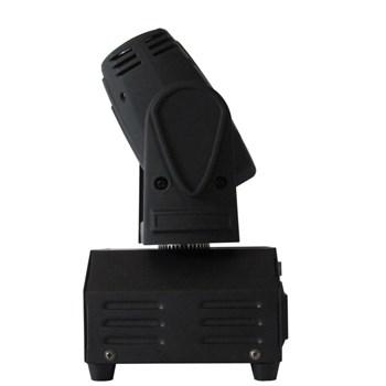 Mini Moving Head Beam Spot Led 10W Rgb Dmx Quadri-Led