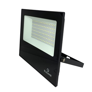 Refletor Holofote LED SMD 100W Prova D'água Branco Frio 6000k