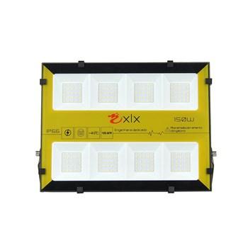 Refletor Holofote LED SMD 150W Bumblebee Branco Frio Prova D'Água