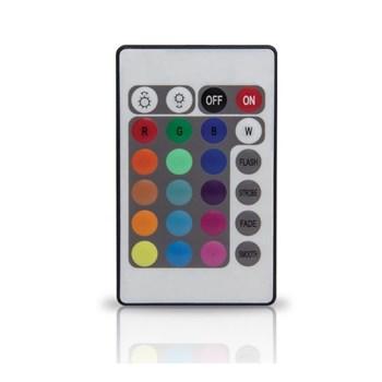 Refletor Holofote LED SMD 400W Bumblebee RGB Colorido c/ Controle Remoto Prova D'Água