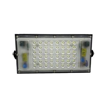 Refletor LED 50w Modular Blindado Prova D'água IP66 Branco Frio