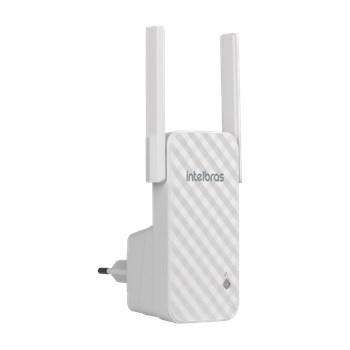 Repetidor de Sinal Wireless 300 Mbps Intelbras Iwe 3001