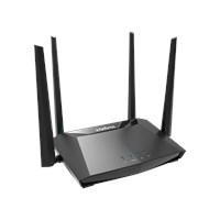 Roteador Wi-Fi Intelbras Action RG 1200 Dual Band com 4 Portas Gigabit
