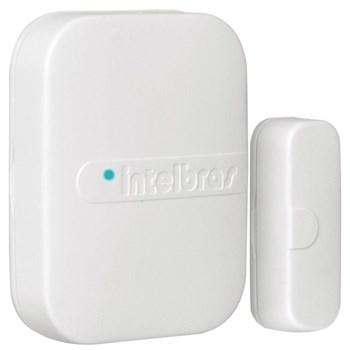 Sensor de Abertura Sem Fio Intelbras Xas 4010 Smart Sensor