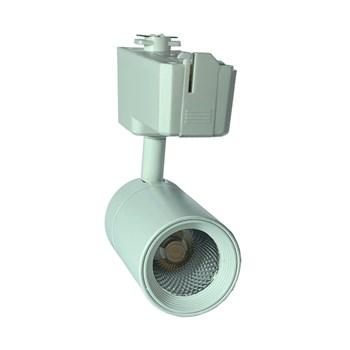 Spot LED Para Trilho 10W Branco Frio Bivolt Branco Initial