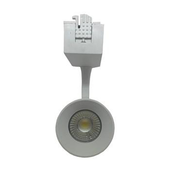 Spot LED para Trilho 7W Branco Frio Bivolt Branco Andeli