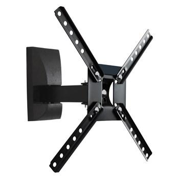 Suporte Articulado Para Tv de 10 A 55 Polegadas Brasforma– Sbrp130  com 3 Movimentos