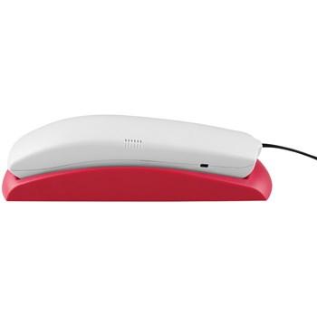 Telefone com Fio Intelbras Tc 20 Cinza Artico / Rosa