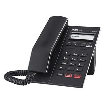 Telefone IP Intelbras TIP 125i Viva-Voz OpenSource